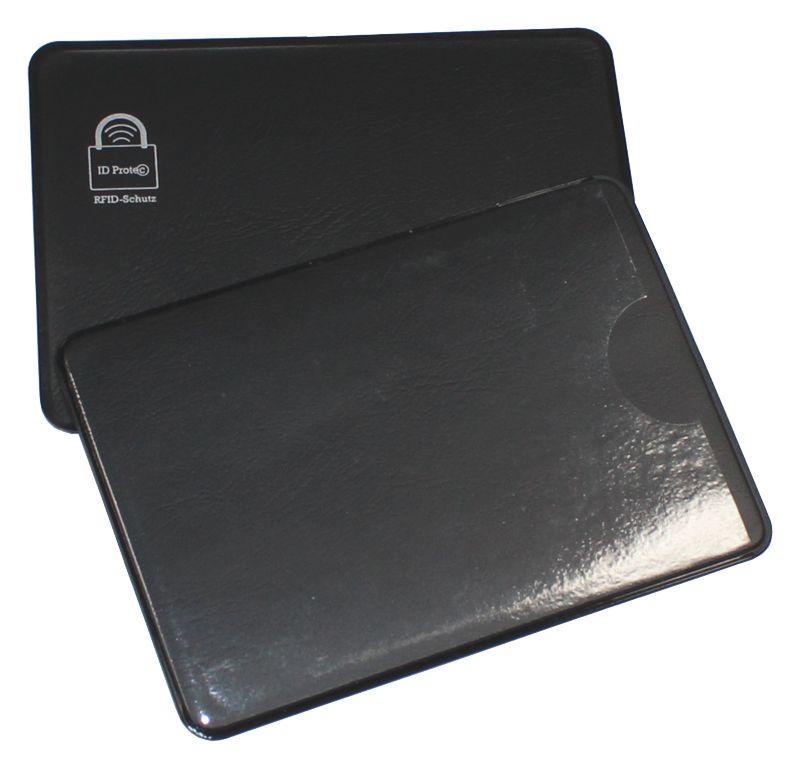 rfid schutzh lle f r eine kreditkarte. Black Bedroom Furniture Sets. Home Design Ideas